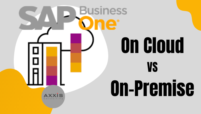SAP Business One - Cloud Or On-Premise?